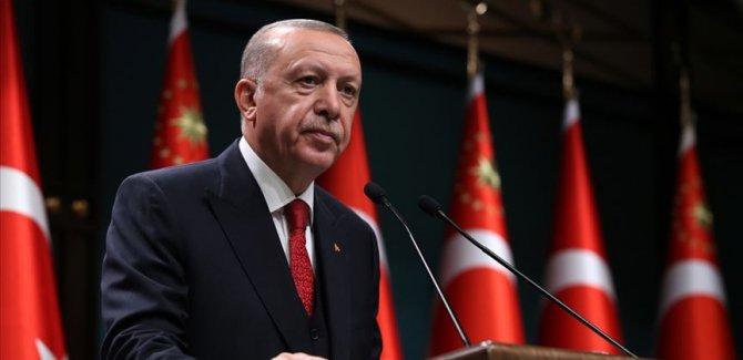 Erdoğan: Berlin'de polis operasyonunu şiddetle kınıyorum