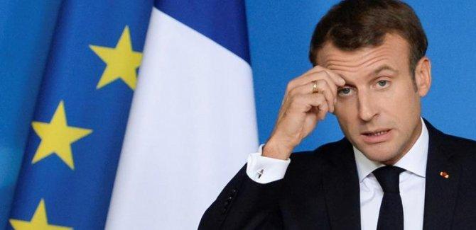 Fransa, Ankara Büyükelçisi'ni geri çağırdı