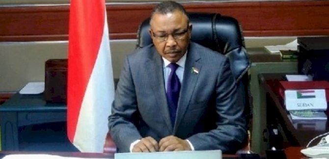 Sudan İsraille İhanet İçin anlaştığını açıkladı