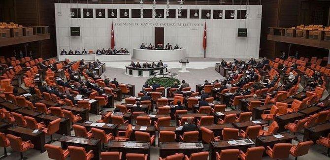AK Parti, CHP, MHP ve İYİ Parti'den Macron'a ortak bildiri
