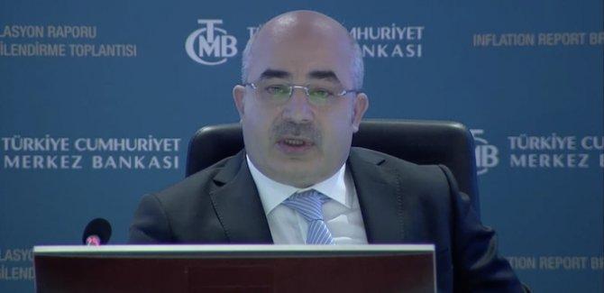 Merkez Bankası enflasyon tahminini güncelledi