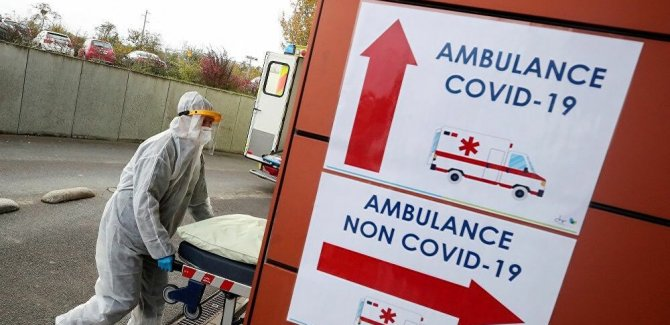 Belçika'da hastanelerde doluluk alarmı: Sağlık sistemi çökebilir