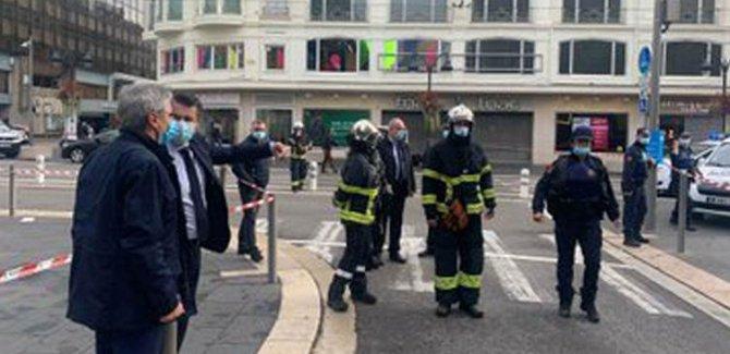 Fransa'da şüpheli saldırı: Ölü ve yaralılar oldu