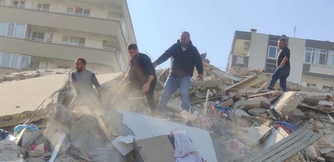 İzmir'den Yıkım Haberleri Geliyor, SOYLU: 6 BİNA YIKILDI