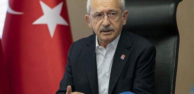 Kılıçdaroğlu: HDP'ye alternatif bir Kürt partisi kurdurmak için harekete geçtiler