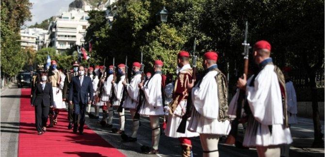 Mısır Yunanistan'ın yanında yer alacak