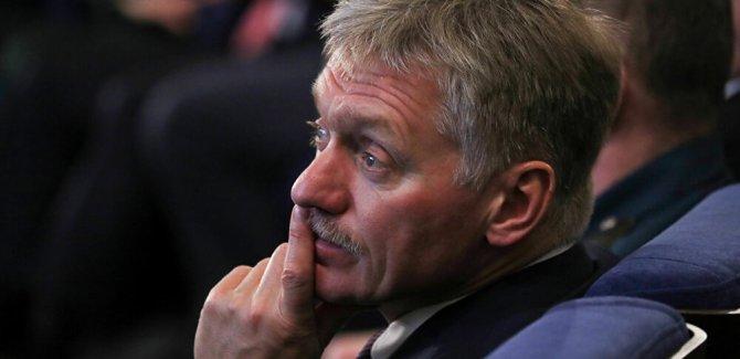 Peskov, Rus helikopterini vuran Azerbaycan'ın özrünün neden kabul edildiğini açıkladı