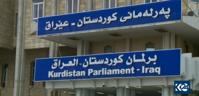 Kürdistan Parlamentosu'ndan Bağdat'a tepki