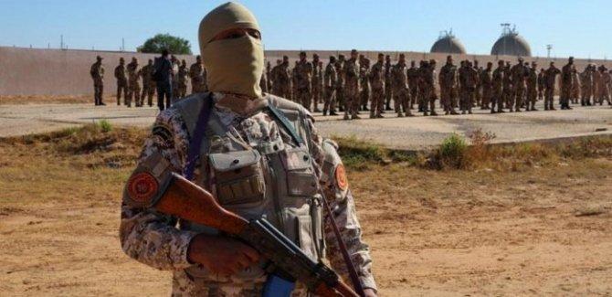 Katar ve UMH, Libya askeri personelinin eğitimi konusunda anlaşma imzaladı