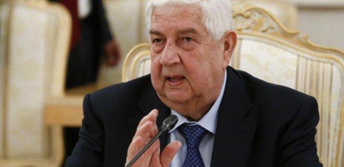 Suriye Dışişleri Bakanı Muallim hayatını kaybetti