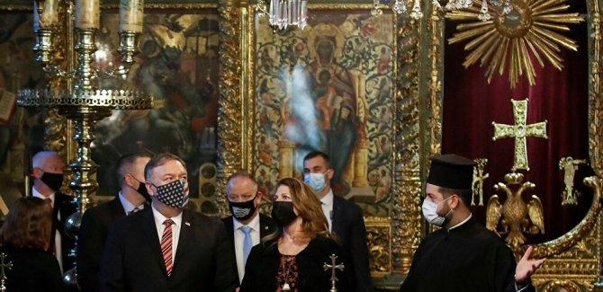 ABD Dışişleri: Erdoğan ile Pompeo görüşemeyecek