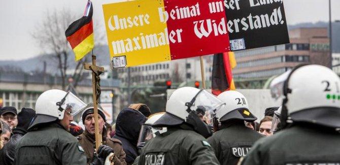 Araştırma: Almanların yüzde 16,5'i yabancı düşmanı