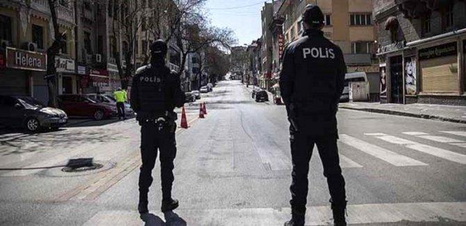 Türkiye'de coronavirüs kısıtlamaları başladı