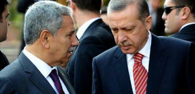 Çelik: Arınç, 'İstifa mektubumu Erdoğan'la konuştuktan sonra verebilirim'