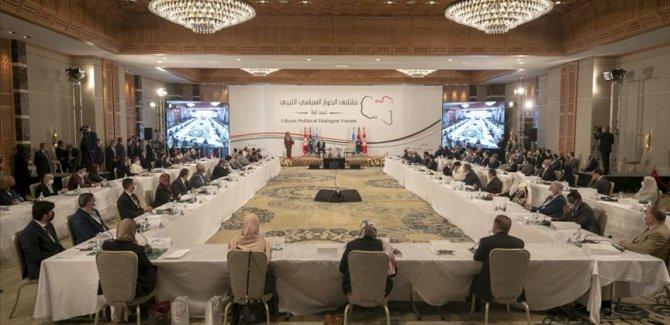 Libya Siyasi Diyalog Forumu'nun ikinci toplantısı sona erdi