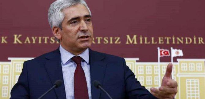 Ensarioğlu'na 'YPG' soruşturması