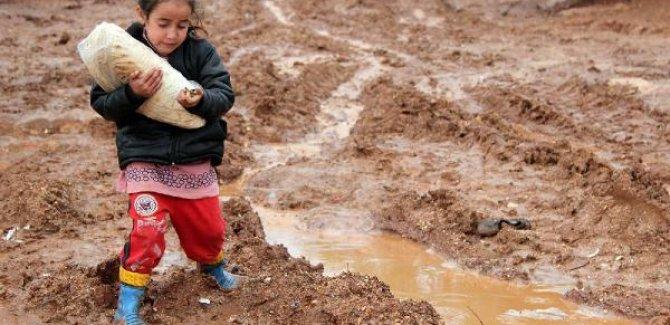 BM: Suriye'nin kuzeyinde 3 milyon mülteci için acil yardıma ihtiyaç var