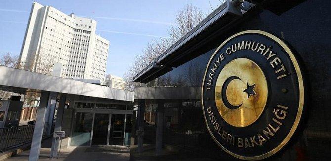 Ankara'dan AP'ye yaptırım tepkisi