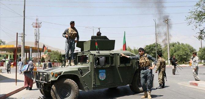 Şiddetin Esaretindeki ülke Afganistan