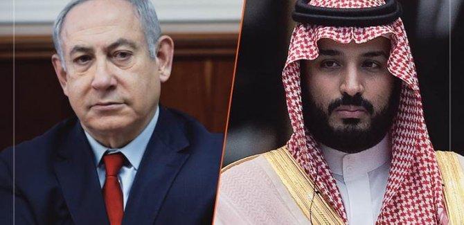 'Netanyahu ile Bin Selman anlaşamadı'