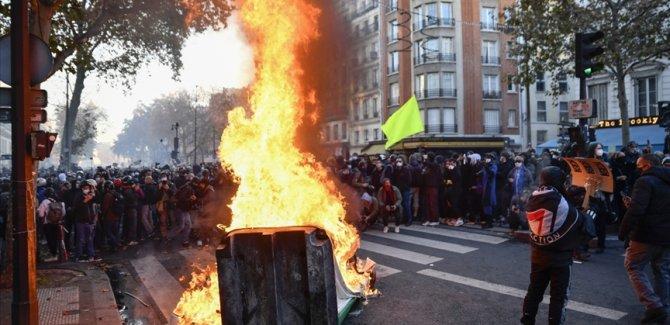 Sınır Tanımayan Gazeteciler örgütü, Fransa'yı kınadı