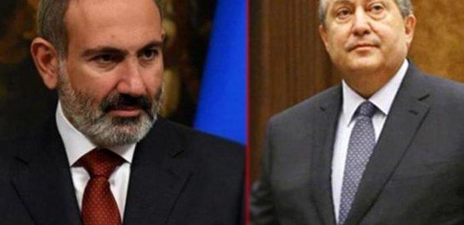 Sarkisyan'dan yeni hükümet kurma çağrısı