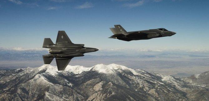 ABD, Yunanistan'a 3 adet F-35 gönderiyor