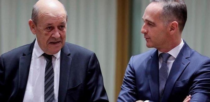Almanya ve Fransa'dan NATO'da reform planına destek