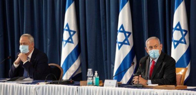 Korsan Rejim İsrail'de Siyasi Kriz