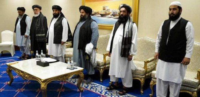 Afganistan hükümeti ile Taliban'dan ön anlaşma