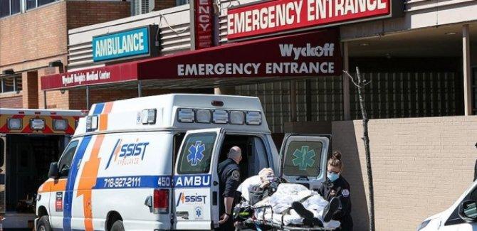ABD'de son 24 saatte 3 bin 31 kişi öldü
