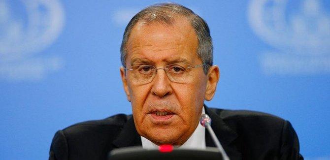 Lavrov: Türkiye ile temel prensiplerde görüş ayrılığı yok