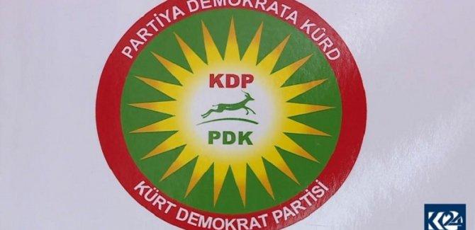 Kürt Demokrat Partisi kuruldu