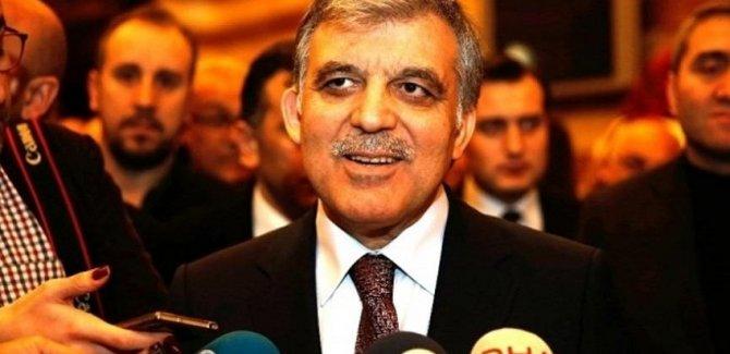 Abdullah Gül'e yakın isim duyurdu: Yeni bir oluşum kuracağız