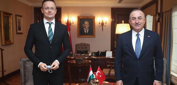 Çavuşoğlu: AB ile sorunları ancak diyalog ve diplomasiyle çözebiliriz