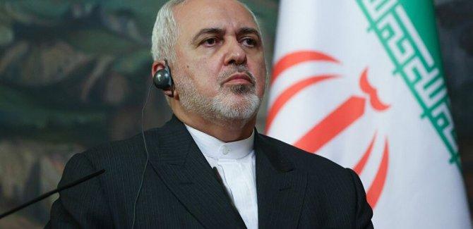 İran Dışişleri Bakanı Zarif'ten Türkiye açıklaması