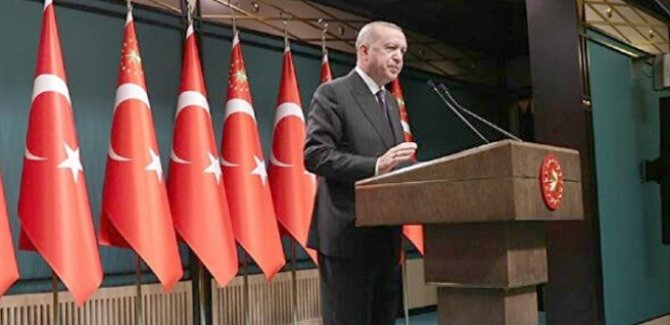 Erdoğan açıkladı: Yılbaşında 4 günlük kısıtlama uygulanacak
