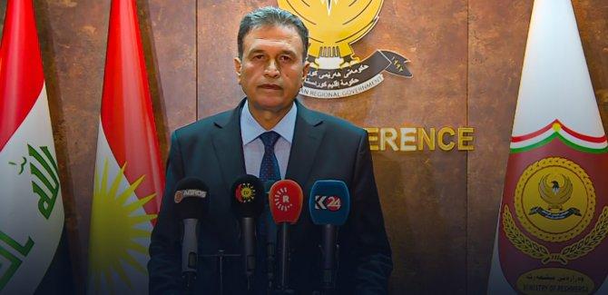 Peşmerge Bakanlığı'ndan YPG ve PKK'ye sert uyarı!