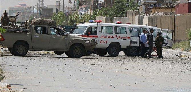 Afganistan'da bir törene bombalı saldırı düzenlendi: 15 ölü