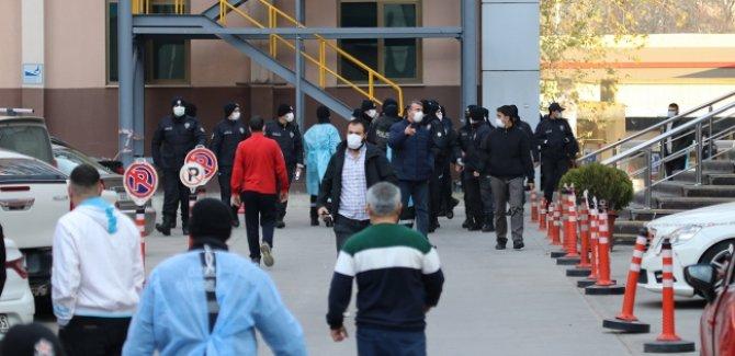 Gaziantep'te özel bir hastanede patlama:9 kişi hayatını kaybetti