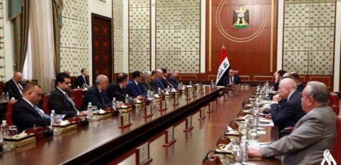 Irak bakanların maaşlarından yüzde 40 vergi alacak