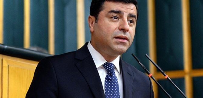 AİHM'in Demirtaş kararı Derhal tahliye edilmeli