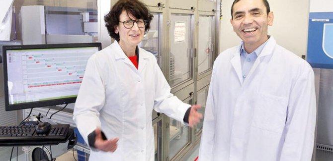 Prof. Dr. Şahin: Türkiye için yeterli doz depoladık