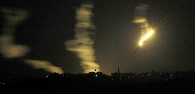 İsrail Şam'a Saldırdı