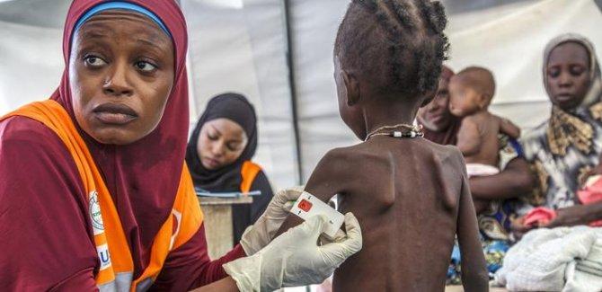 """UNICEF'ten 2021 için """"açlık yılı"""" uyarısı"""