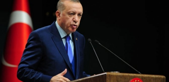 Cumhurbaşkanı Erdoğan:Güzel haberler almayı ümit ediyoruz
