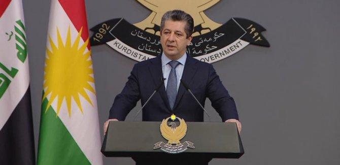 Barzani: Bağdat'la anlaşmaya vardık