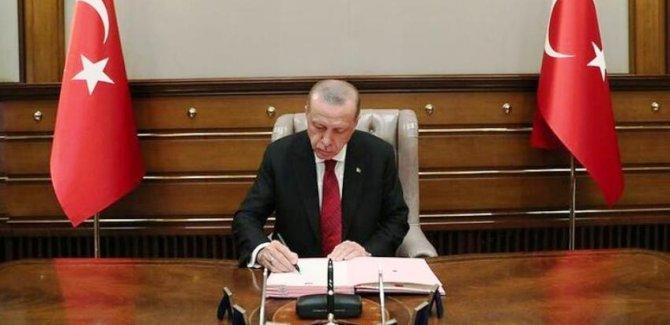 Erdoğan'dan 5 yeni rektör ataması