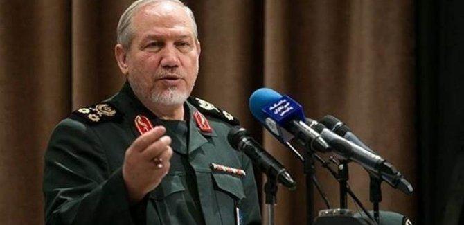 İranlı General: ABD savaş gemilerini birkaç saat içerisinde yok edebiliriz