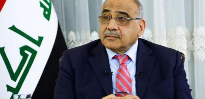 Abdulmehdi: Süleymani suikastı uzun zaman önce planlanmıştı